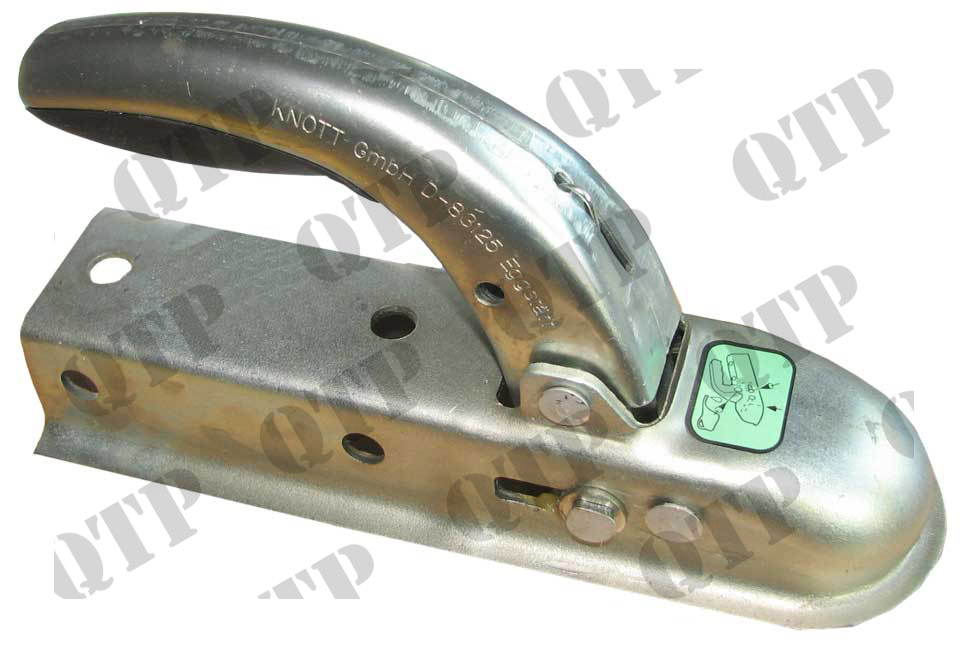 Coupling 50mm Box Section