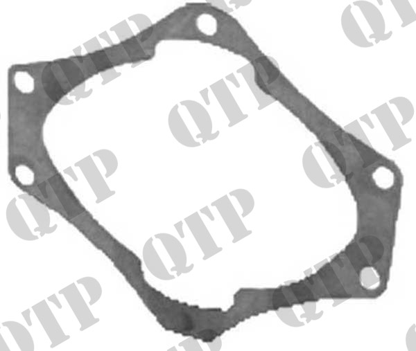 Crankshaft Gasket 152 Rear