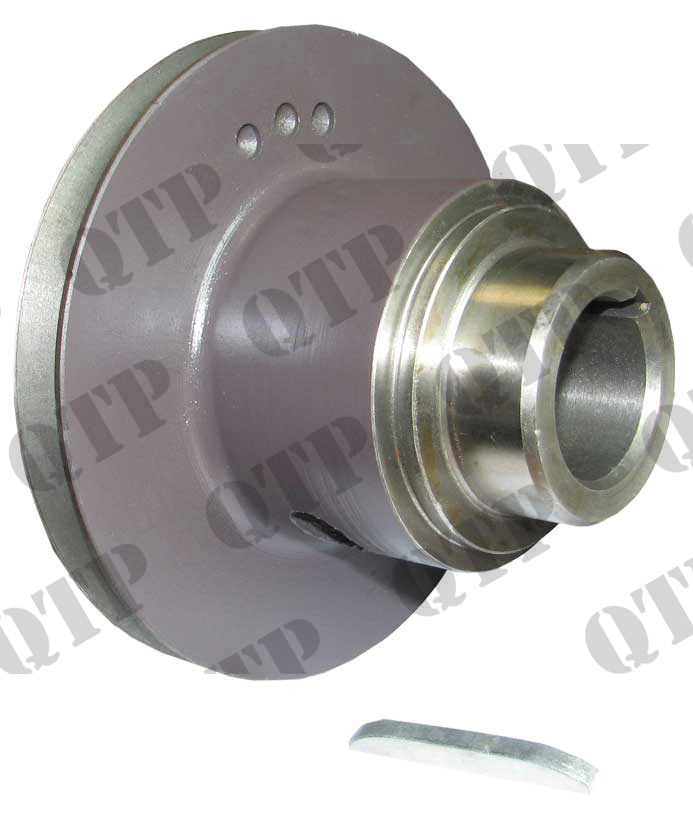 Crankshaft Pulley 35 135 c/w Key Balanced kit