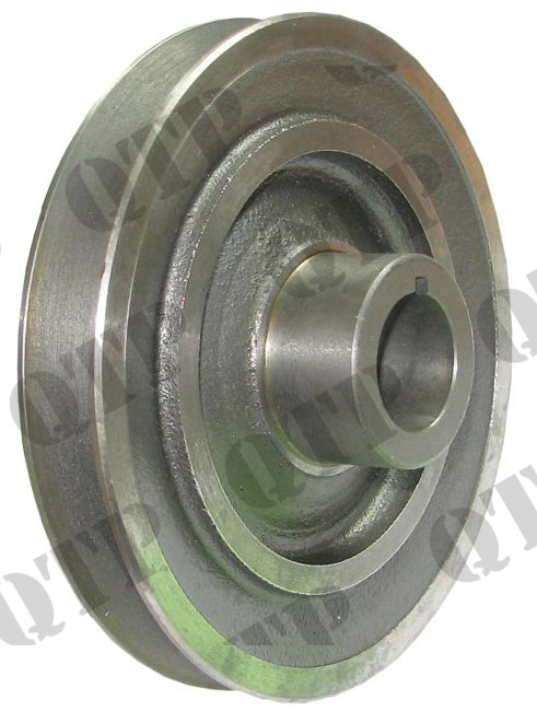 Crankshaft Pulley TE 20 35 Front 4 Cylinder
