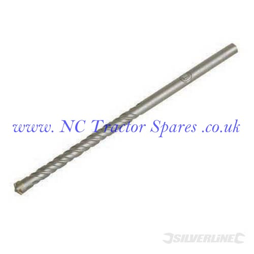 Crosshead Masonry Drill Bit  18 x 400mm (Silverline)