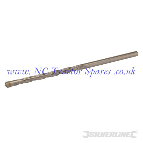 Crosshead Masonry Drill Bit  6.5 x 150mm (Silverline)