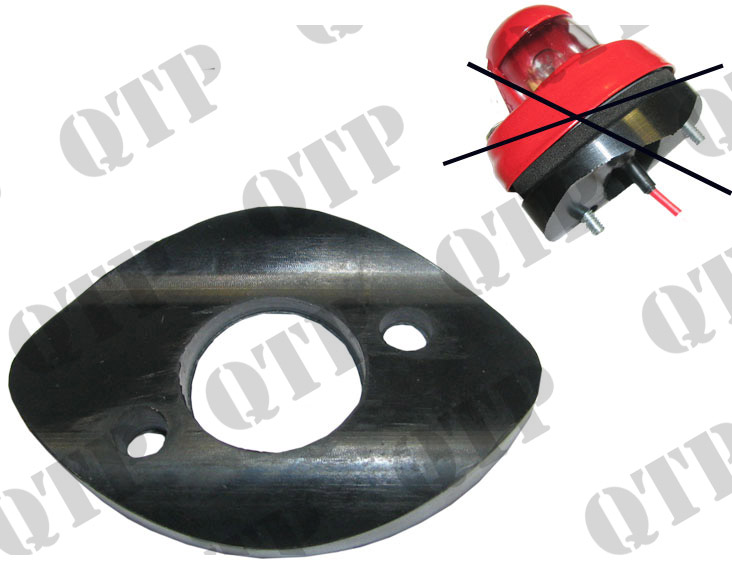 Dash Lamp Rubber 100