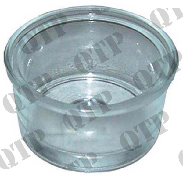 Deep Filter Glass Bowl