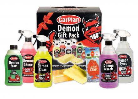 Demon Valeting Gift Pack 8 Piece