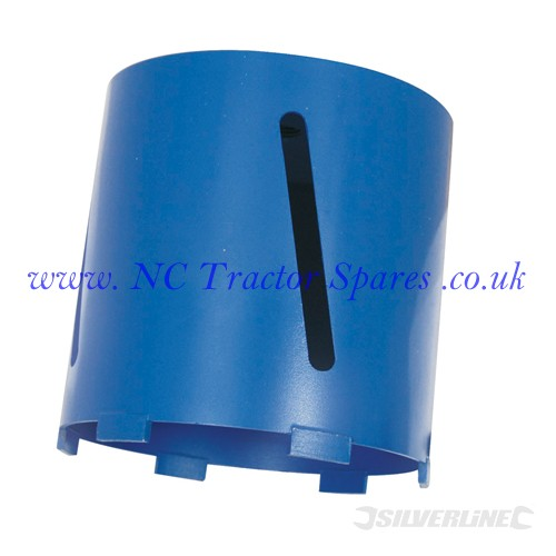 Diamond Core Drill Bit  152 x 150mm (Silverline)