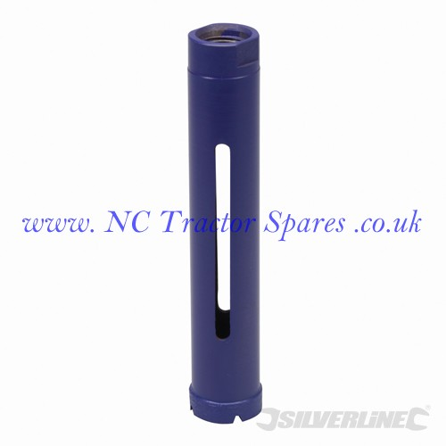Diamond Core Drill Bit 32 x 150mm (Silverline)