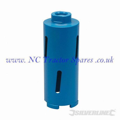 Diamond Core Drill Bit  65 x 150mm (Silverline)