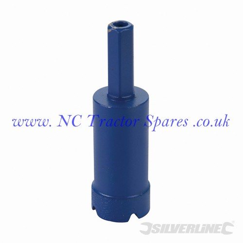 Diamond Mini Core Drill 24 x 80mm (Silverline)