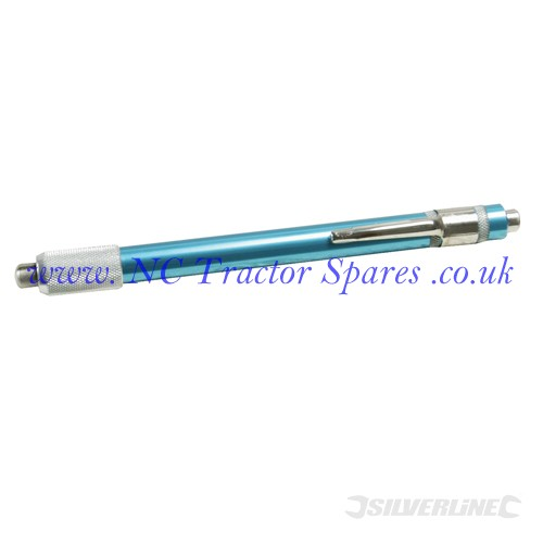 Diamond Sharpening Pen 80mm (Silverline)