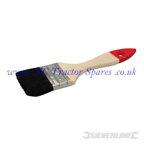 Disposable Paint Brush 50mm (Silverline)
