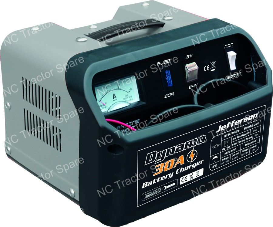 Dynamo 30A Battery Charger