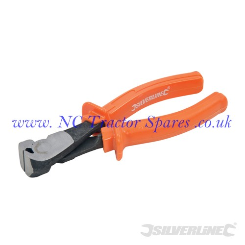 End Cutting Pliers 150mm (Silverline)