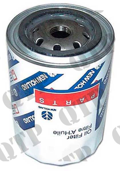 Engine Oil Filter Ford 7610 4 Cylinder Turbo