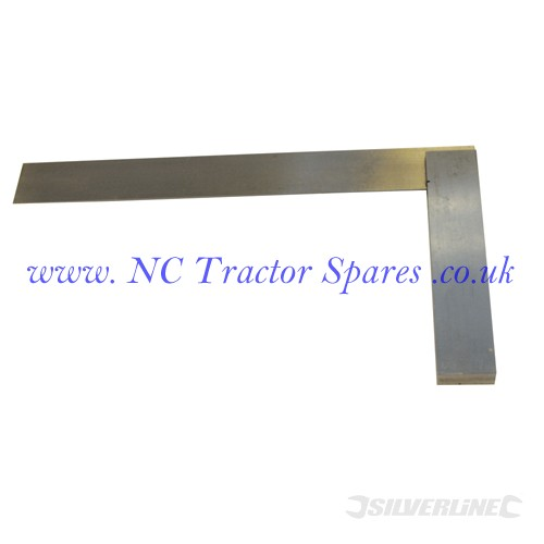 Engineers Square 200mm (Silverline)