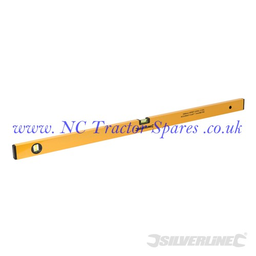 Euro Spirit Level 1000mm (Silverline)