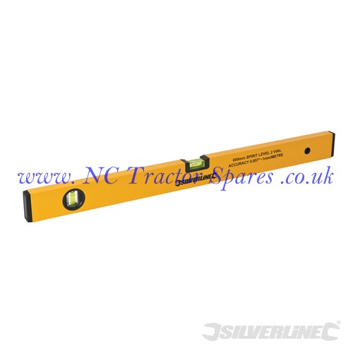 Euro Spirit Level 600mm (Silverline)