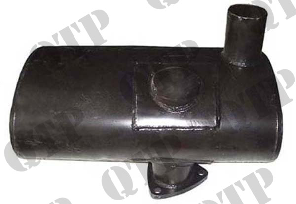 Exhaust Box 3080 3085 3090 3095 3115 Oval