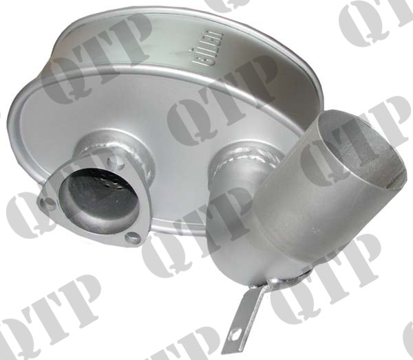 Exhaust Box 4200 4 Cylinder Turbo