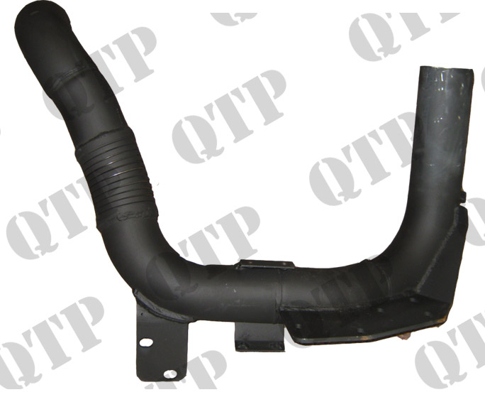Exhaust Box Ford TSA MXU Clip Type