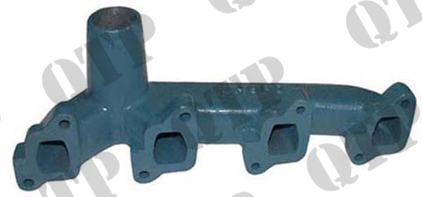 Exhaust Manifold Ford 5000