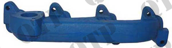 Exhaust Manifold Ford 6600 6610