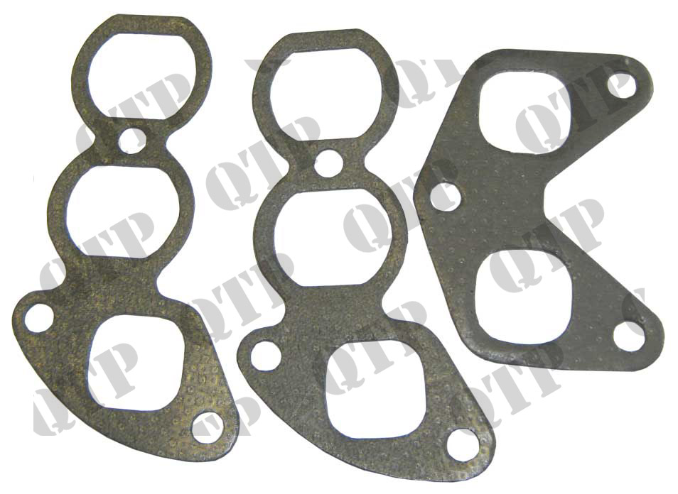 Exhaust Manifold Gasket 20D FE35 4 Cyl - SET