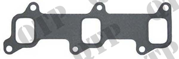 Exhaust Manifold Gasket Ford 3 Cylinder Steel