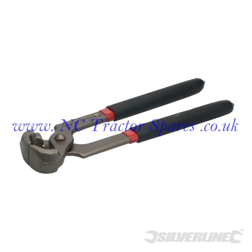 Expert Carpenters Pincers 200mm (Silverline)