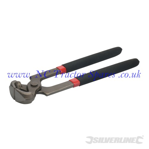 Expert Carpenters Pincers 250mm (Silverline)
