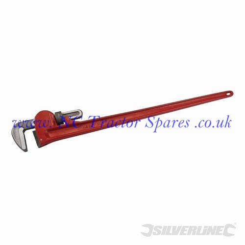 Expert Pipe Wrench Length 1200mm - Jaw 140mm (Silverline)