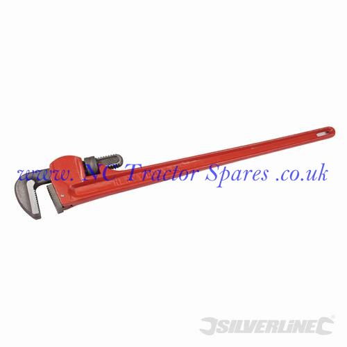 Expert Pipe Wrench Length 900mm - Jaw 110mm (Silverline)