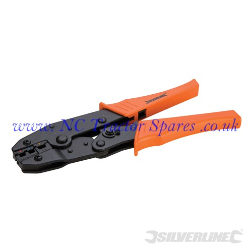 Expert Ratchet Crimping Tool 230mm (Silverline)