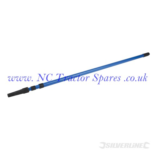 Extension Pole 1.6 - 3m (Silverline)