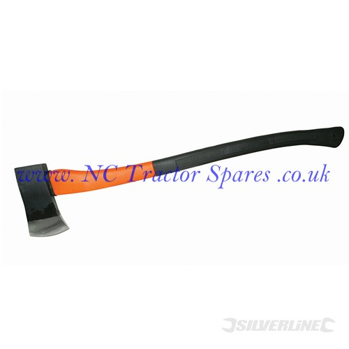 Fibreglass Felling Axe 6lb (Silverline)
