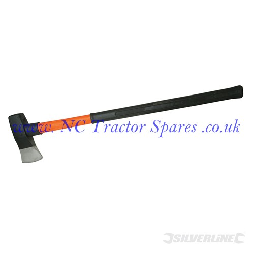 Fibreglass Log Splitting Maul 6lb (Silverline)