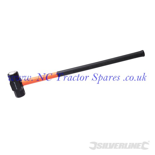 Fibreglass Sledge Hammer 10lb (Silverline)
