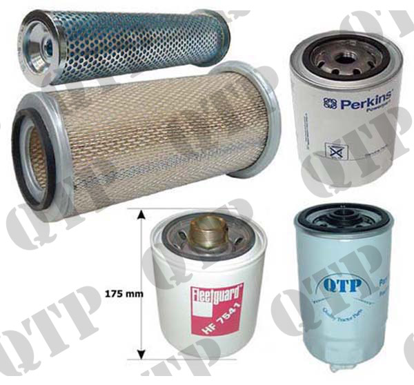 Filter Kit 3050 60 65 70 Long Hyd Filter