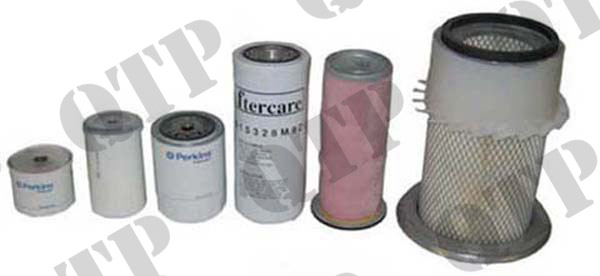 Filter Kit Fermec 860 (from '96-'99)