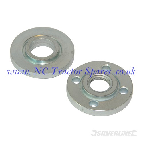 Flange Set M14 (Silverline)