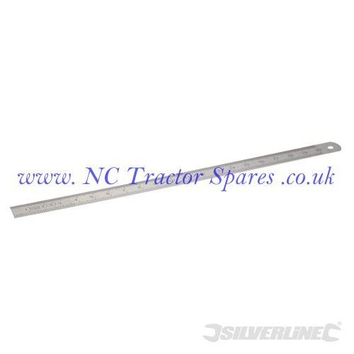 Flexible Rule 200mm (Silverline)