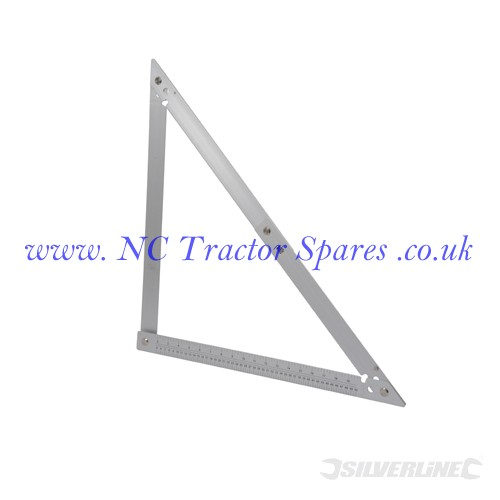 Folding Frame Square 600mm (Silverline)