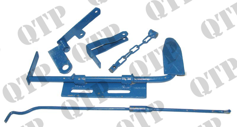 Foot Accelerator Control Kit Ford 5000