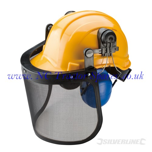 Forestry Helmet Forestry (Silverline)