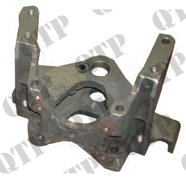 Front Axle Casting 35 135 Bent Axle