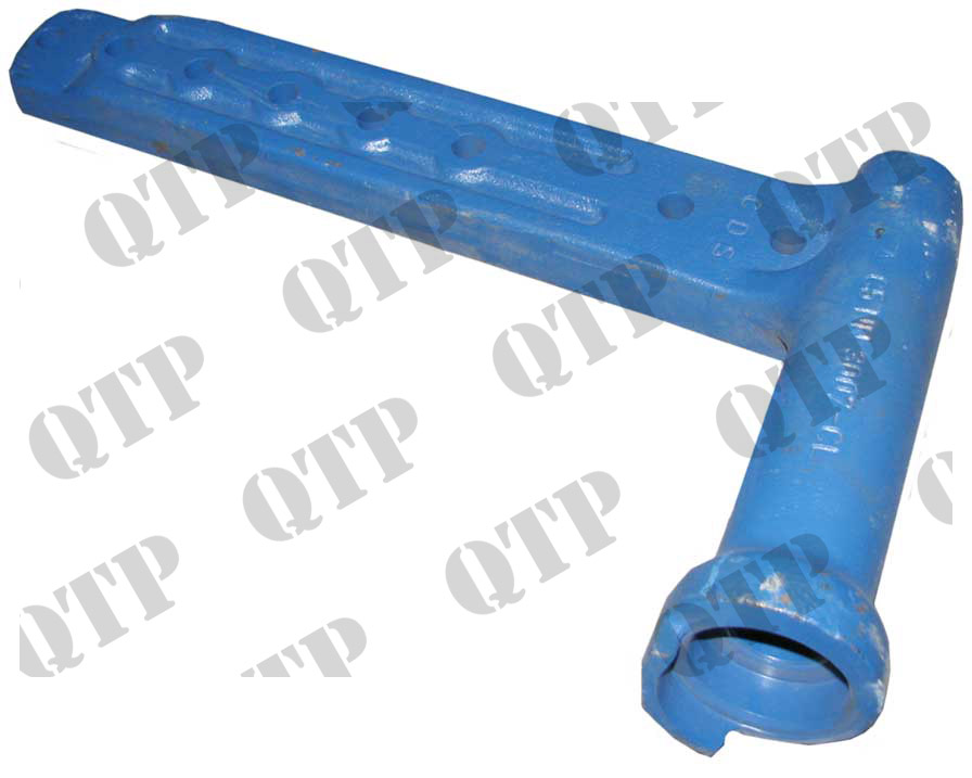 Front Axle Support Ford 2000 3000 LH