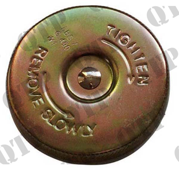 Fuel Cap Dexta / Fordson Super Major