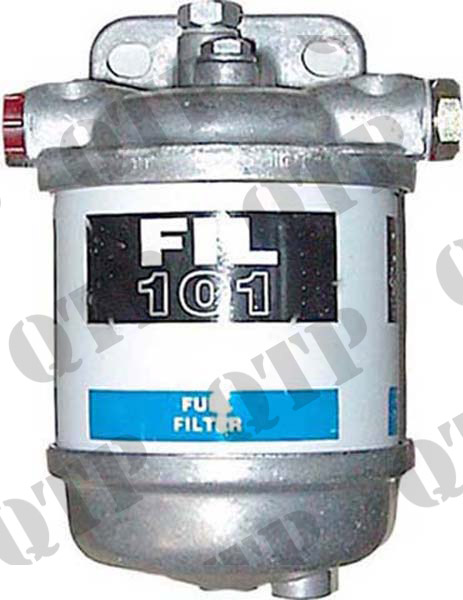 Fuel Filter Assembly & Aluminium Bow