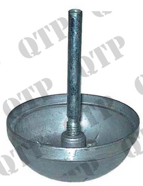 Fuel Filter Bowl - Aluminium