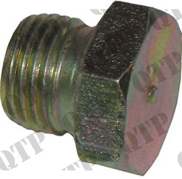 Fuel Filter Head Blanking Plug All Models